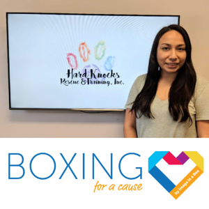 May Boxing for a Cause - Jasmine