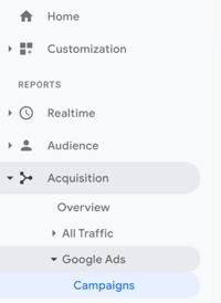 Campaigns-Report-Navigation-Google-Analytics