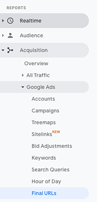 Final-URLS-Report-Navigation-Google-Analytics