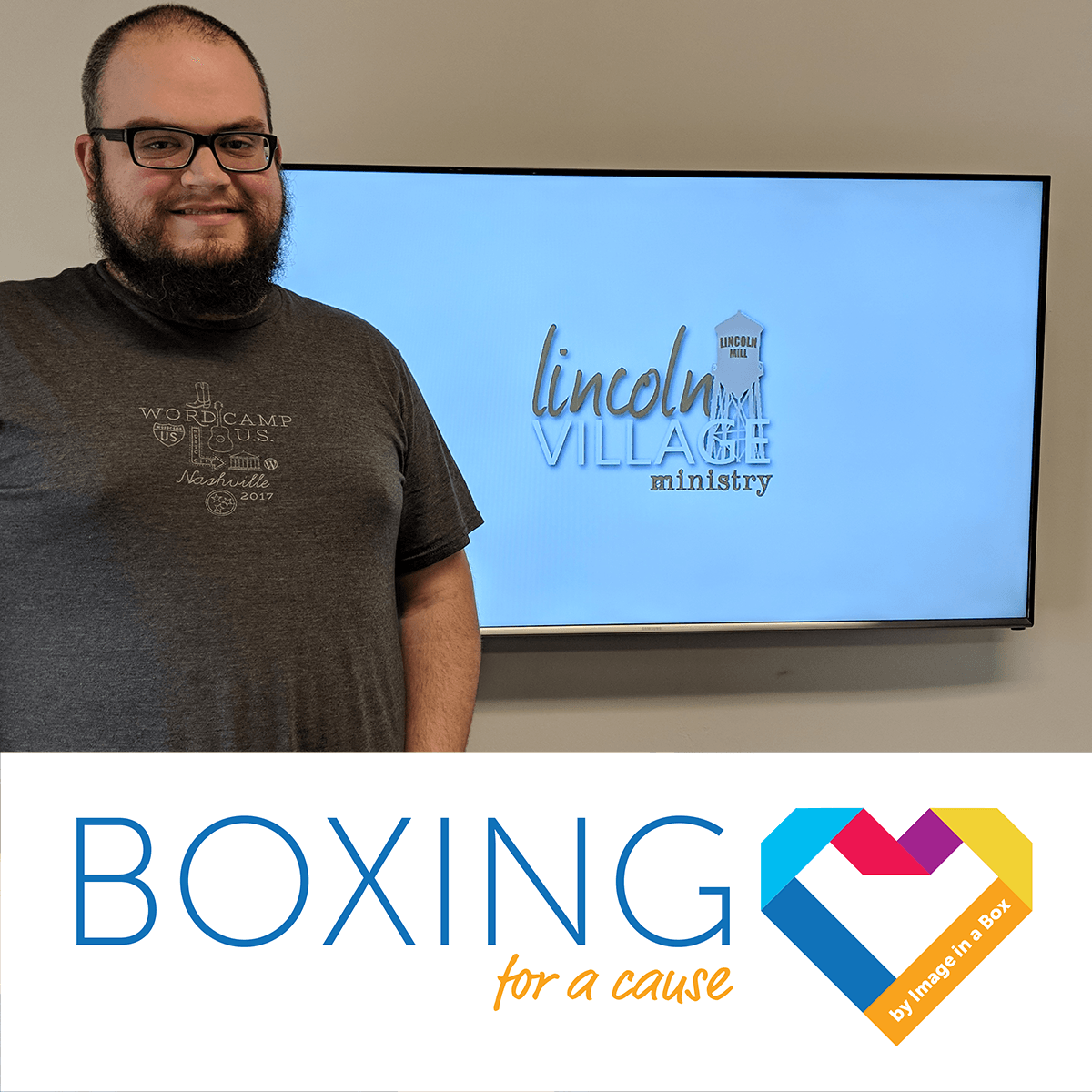 Featured image on Boxing for a Cause - Lincoln Village Ministry - April 2018