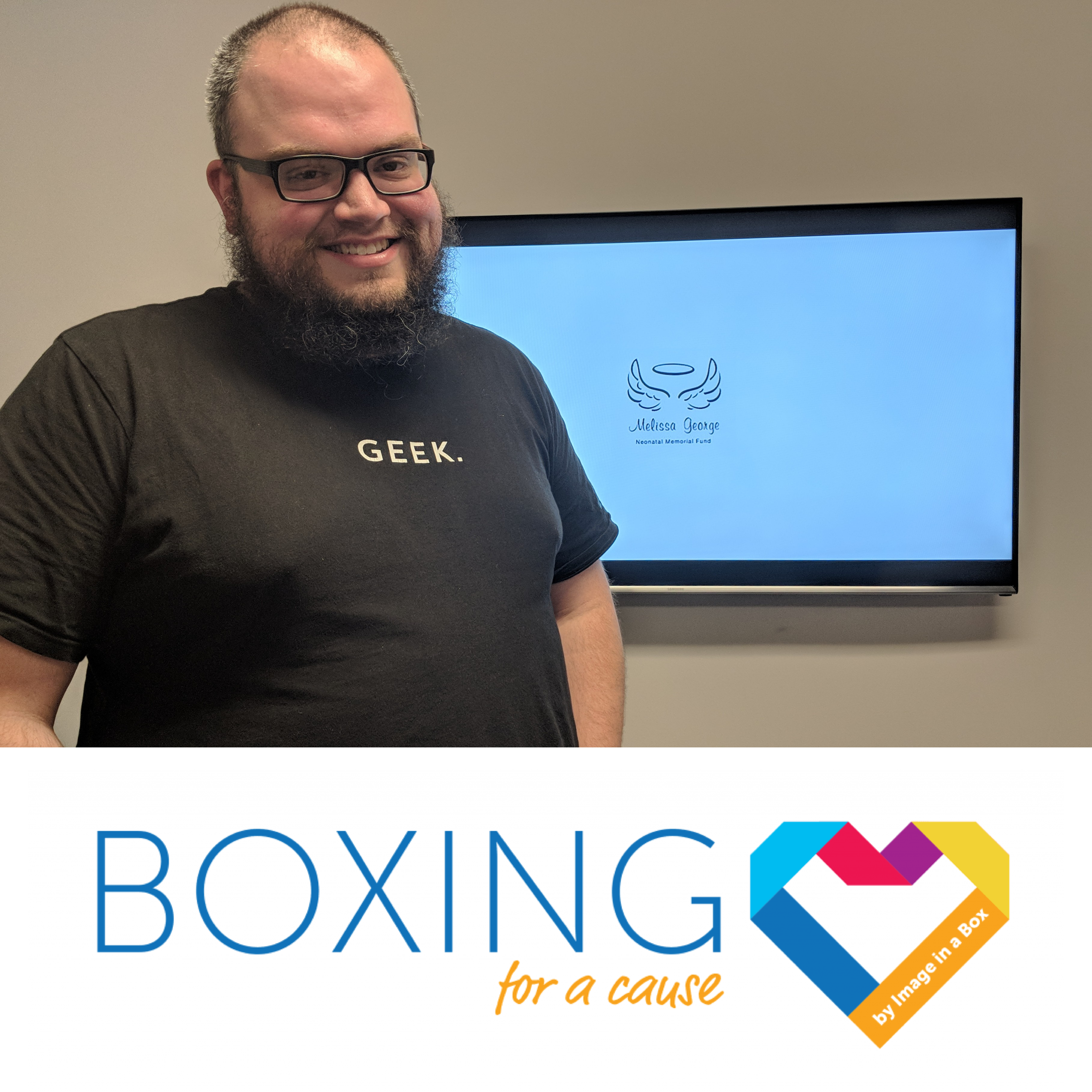 Featured image on Boxing for a Cause - Melissa George Neonatal Fund - December 2018
