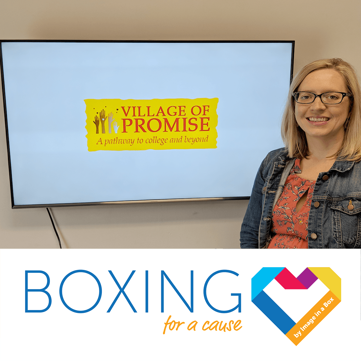 Featured image on Boxing for a Cause - Village of Promise - July 2018