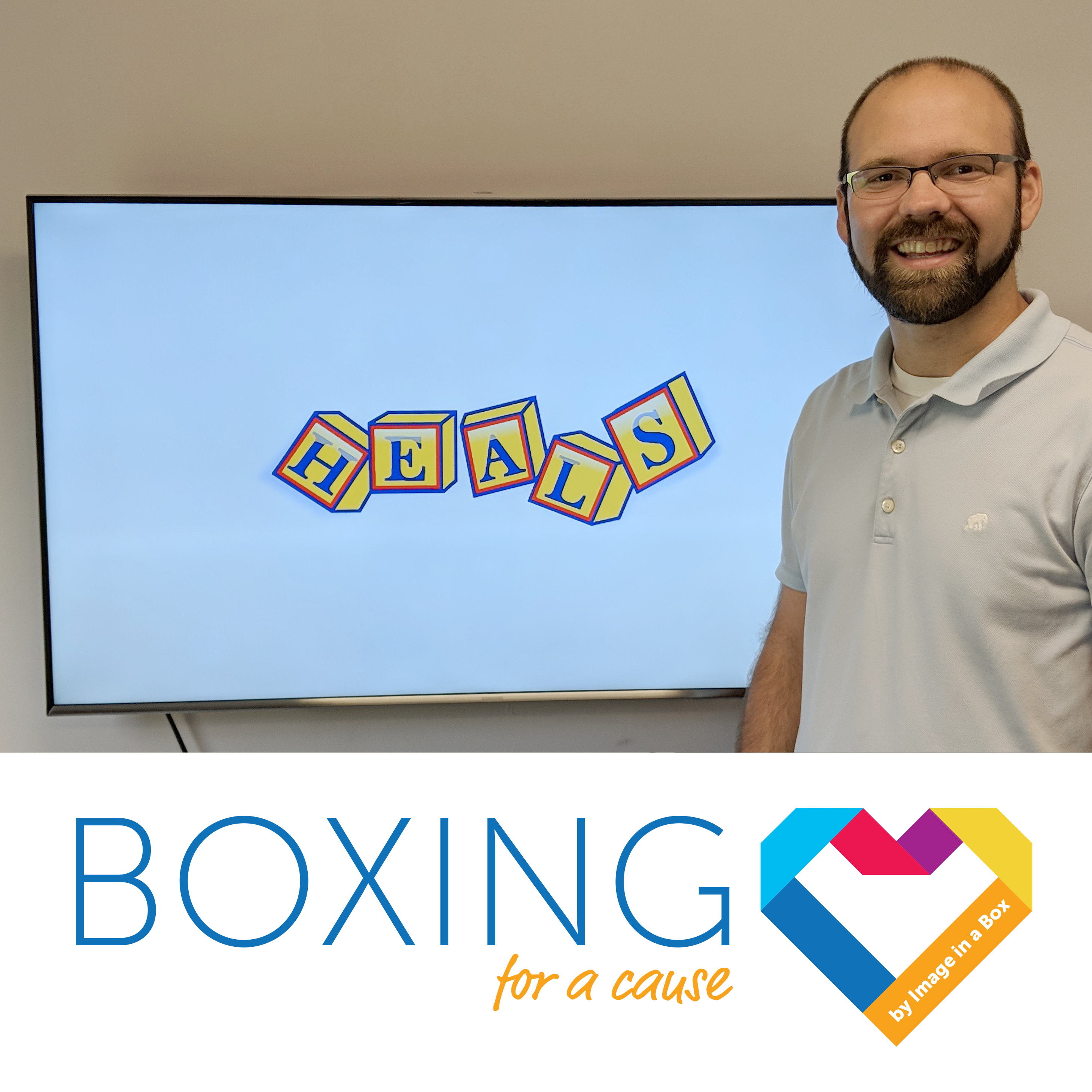 Featured image on Boxing for a Cause - HEALS - June 2018