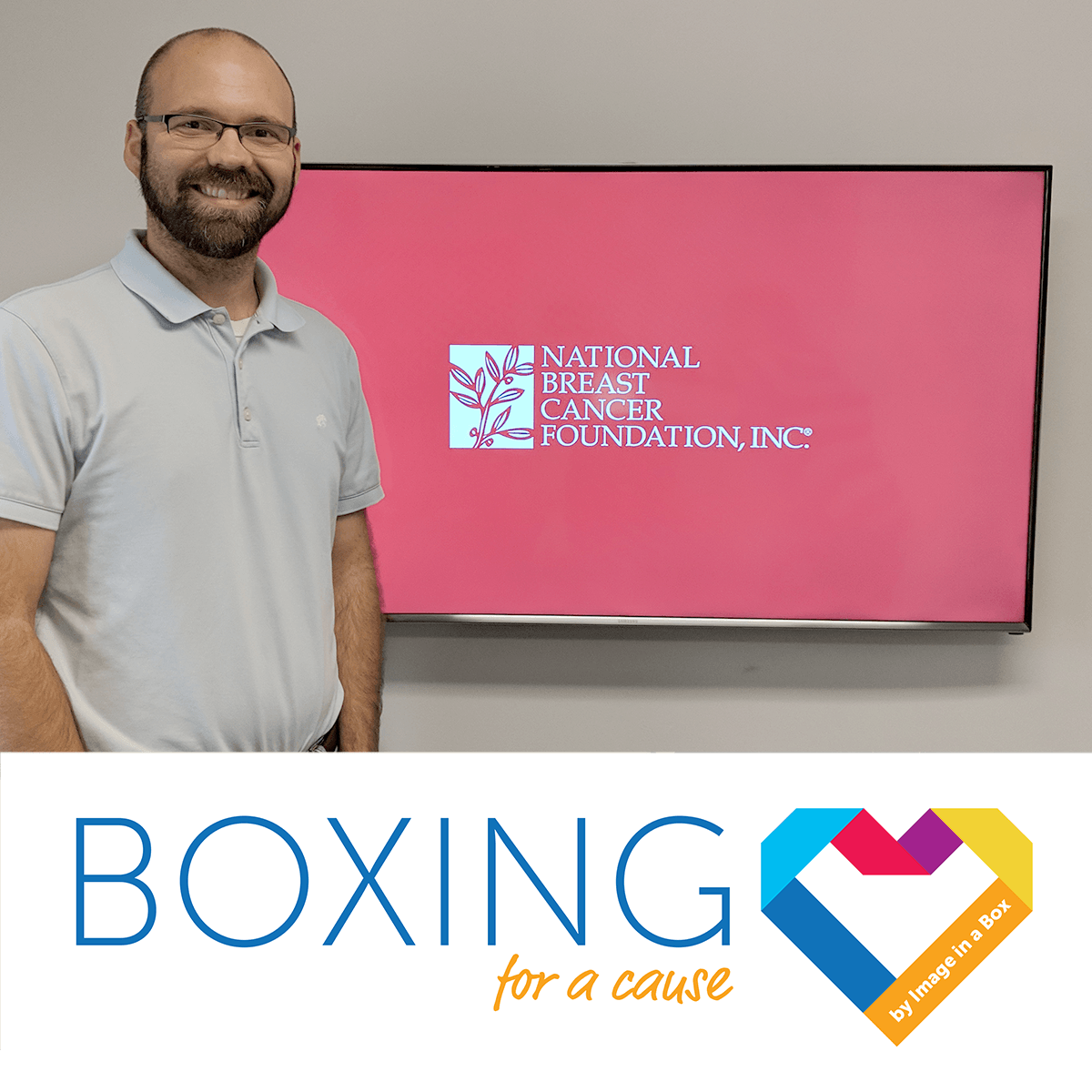 Featured image on Boxing for a Cause - National Breast Cancer Foundation, Inc. - October 2018