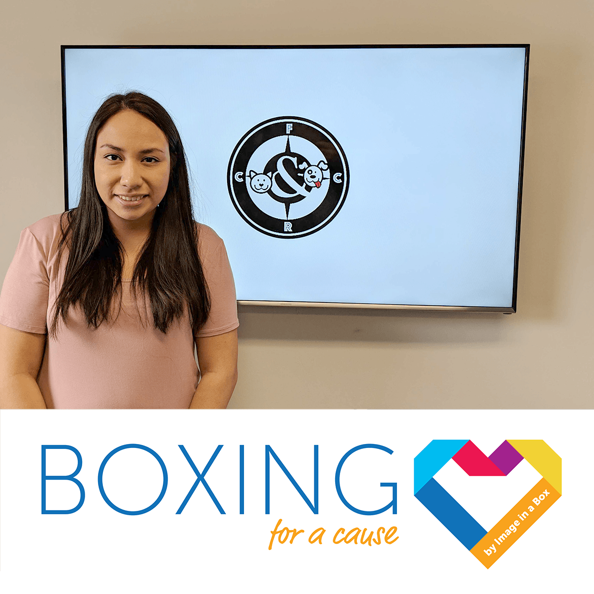 Featured image on Boxing for a Cause - Felines & Canines Rescue Center - January 2019