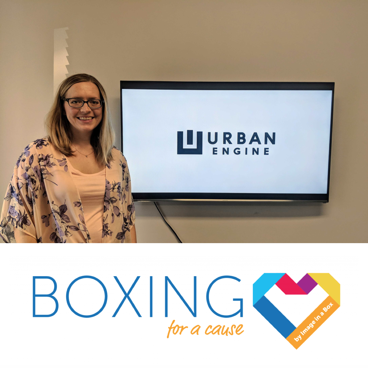 Featured image on Boxing for a Cause - Urban Engine - March 2019