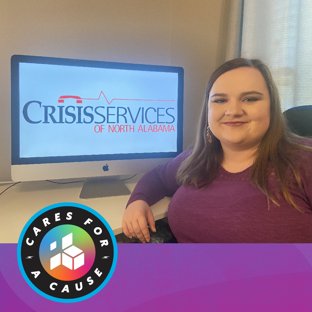 Featured image on Cares for a Cause - Crisis Services of North Alabama - November 2020