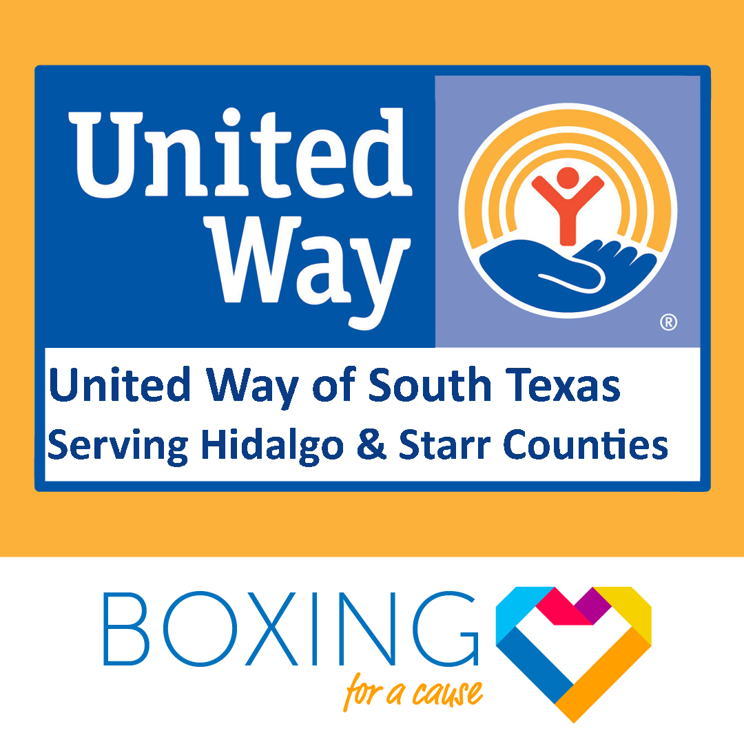 Featured image on Boxing for a Cause - United Way of South Texas - October 2020