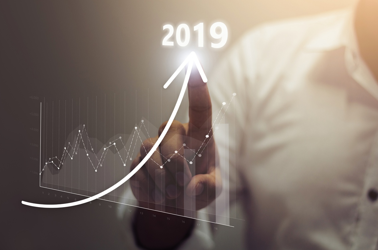 Featured image on 4 Significant Digital Marketing Trends to Know About in 2019