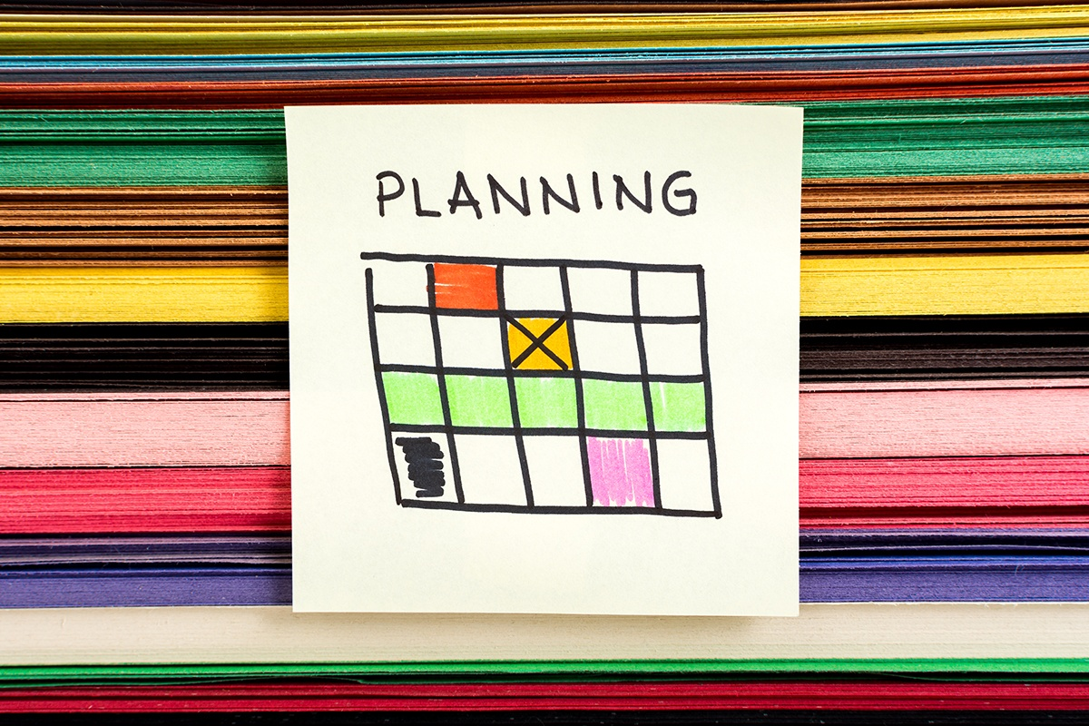 Featured image on How to Keep Your Content Plan on Track