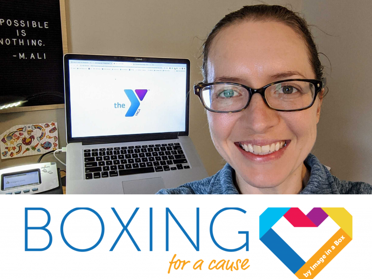 Featured image on Boxing for a Cause - YMCA COVID-19 Childcare Response Fund - March 2020