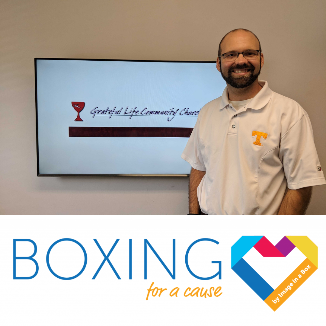 Featured image on Boxing for a Cause - Grateful Life Community Church - June 2019