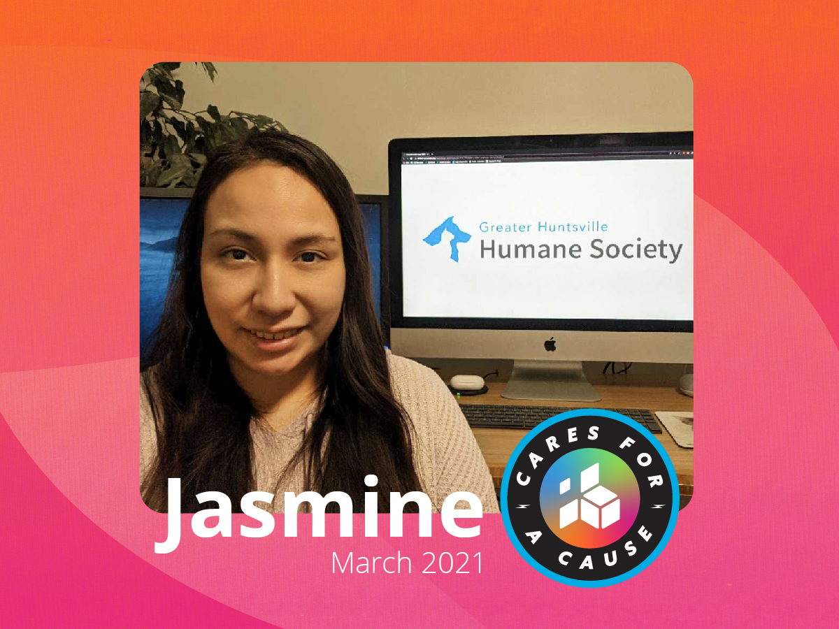 Featured image on Cares for a Cause - Greater Huntsville Humane Society - March 2021