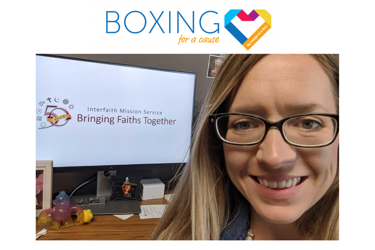 Featured image on Boxing for a Cause - Interfaith Mission Service - July 2020